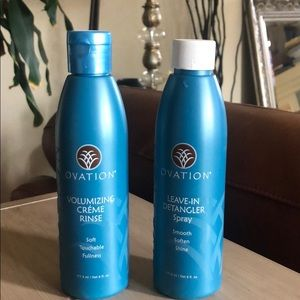 Ovation cream rinse and detangler- New